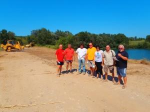 Visite déversoir MVO 2013