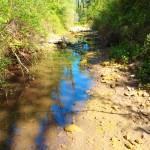 Etiage cours d'eau